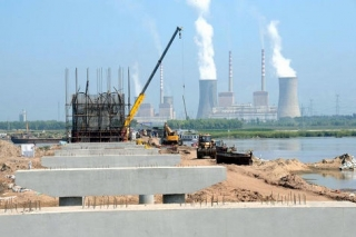 深能保定京南热电项目环境质量现状检测