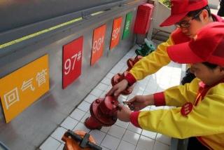 深泽县城北石化站油气回收检测