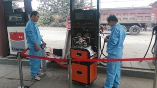 保定加油站油气回收检测