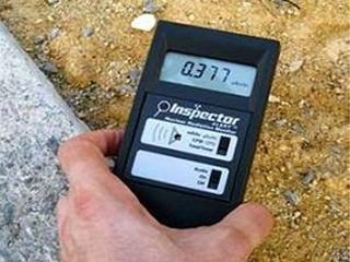 天津辐射检测